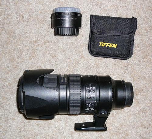 Renting photo equipment from Borrow Lenses