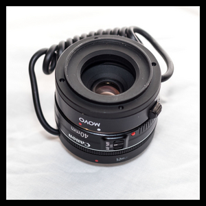 Movo Photo AF Reverse Mount Macro Lens Converter for Canon