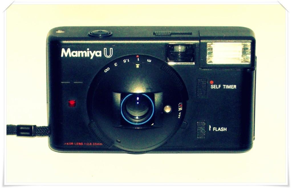 Mamiya-U