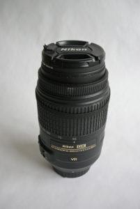 Nikon 55-300 mm lens