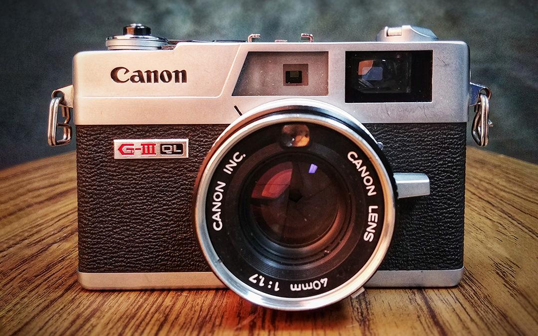 Will It Shoot? #001 – The Canon Canonet G-III QL17