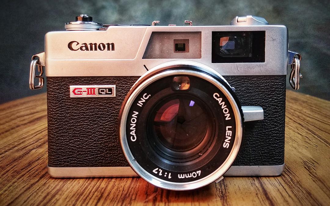 Canon Canonet QL17