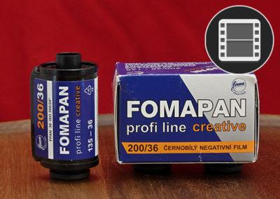 Foma Fomapan 200 Creative