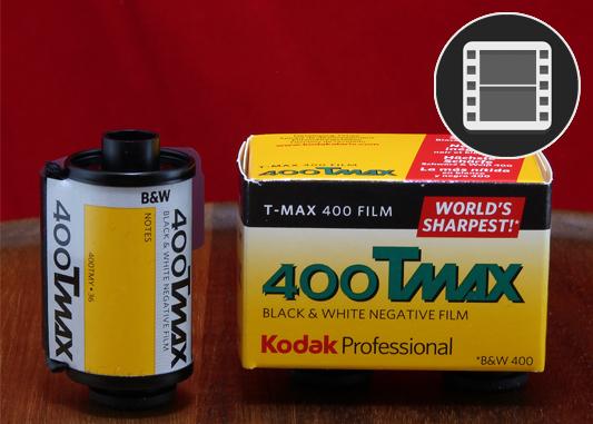 Kodak TMax 400