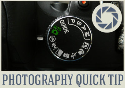 How To Turn Off The Flash In Auto Mode